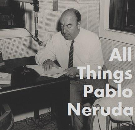 Pablo Neruda mermaid