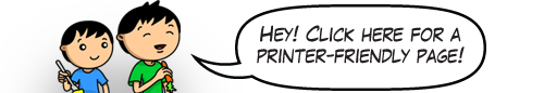 Print Friendly and P