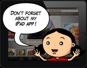 Nom Nom Paleo iPad App