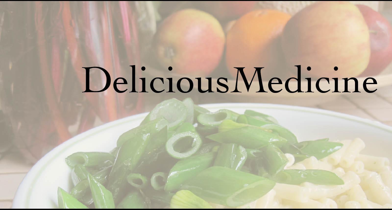 DeliciousMedicine