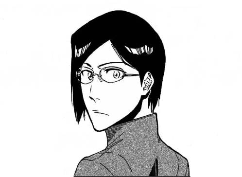 Uryū Ishida [APPROVED, 1-1+] What