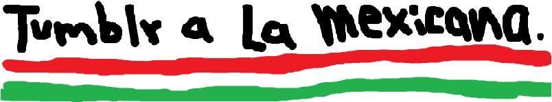 Tumblr a la mexicana.