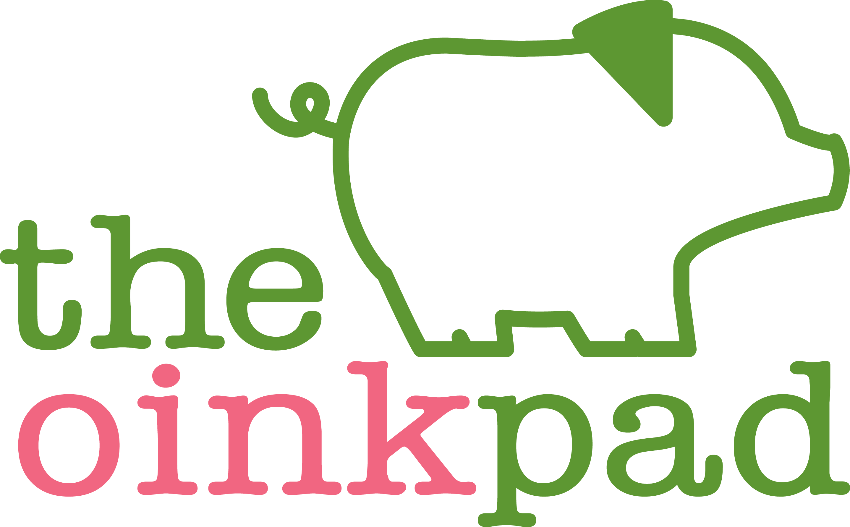 the oinkpad