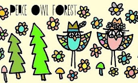 peace owl forest