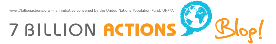 7 Billion Actions: Blog!