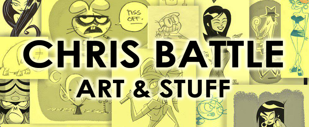 Chris Battle Art & Stuff