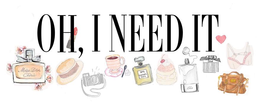 Oh, I need it