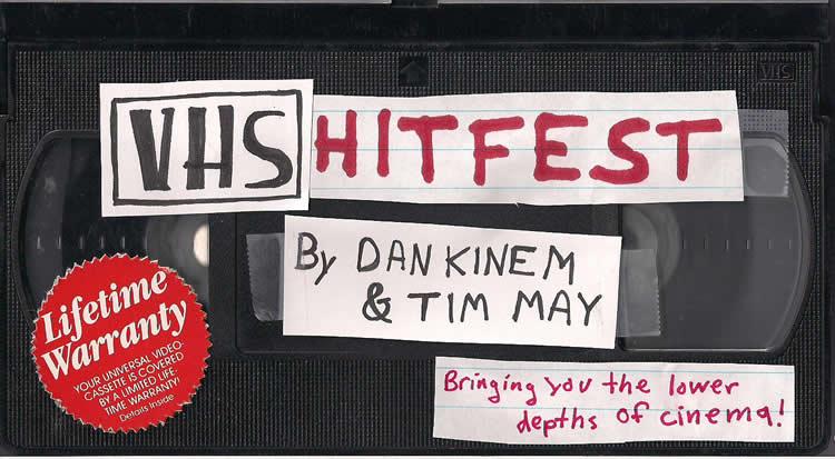 VHShitfest