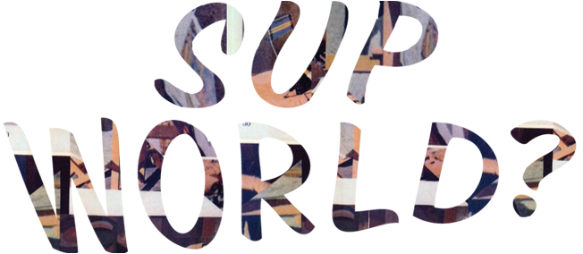 CiTR -- Sup World?