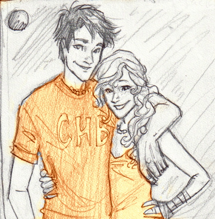 annabeth chase and percy jackson meet fanfic
