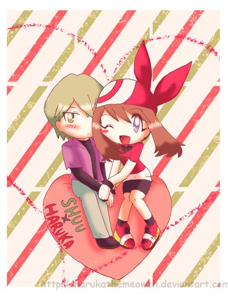 Imagens de Pokémon __contestshipping___by_harukathemeo