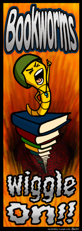 Bookworms Wiggle On