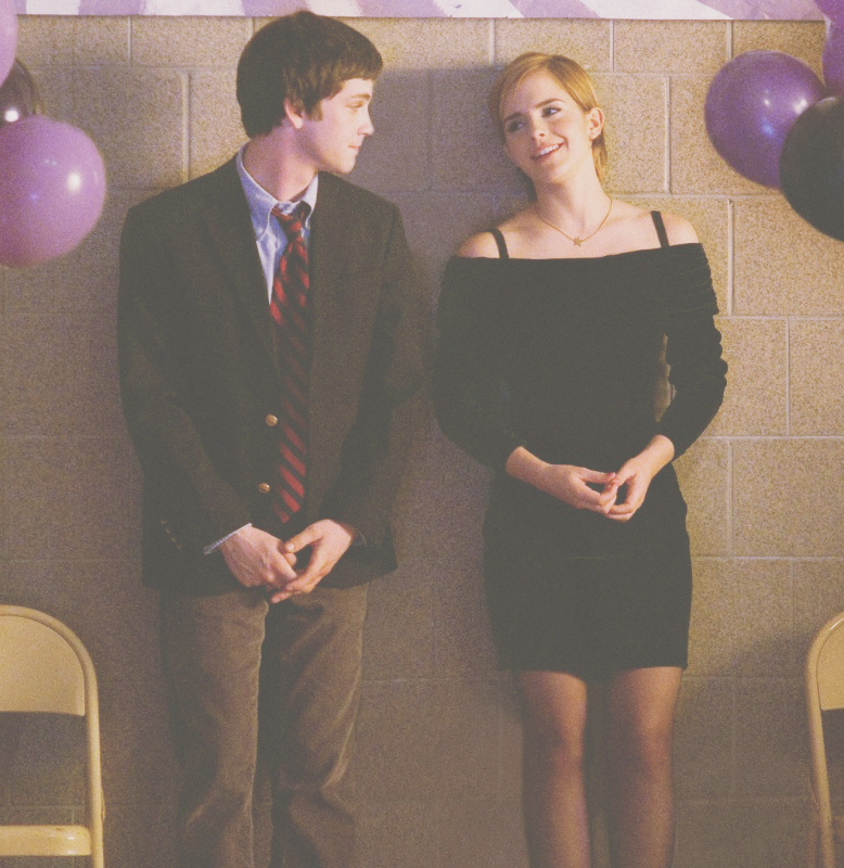 Logan lerman perks of being a wallflower