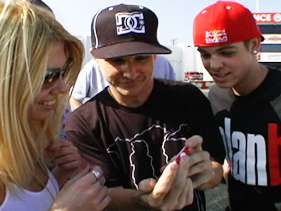 Ryan sheckler hookup chanel rob dyrdek