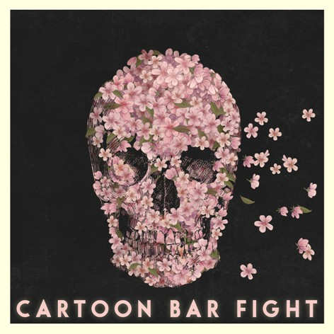 Cartoon Bar Fight