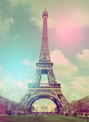 vintage eiffel tower tumblr - photo #15