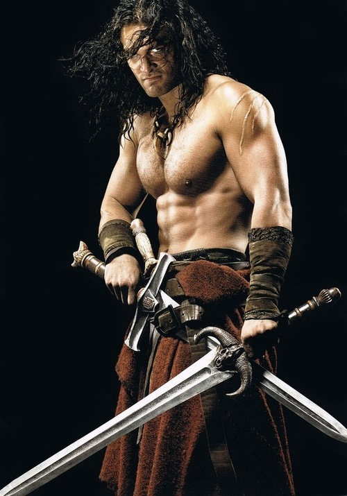 Savage sword of conan nude women