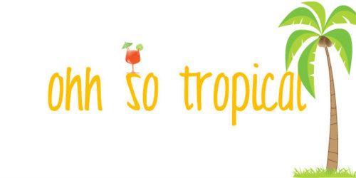 Gallery For > Tropi...
