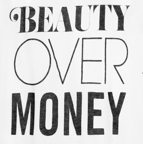 Beauty over money