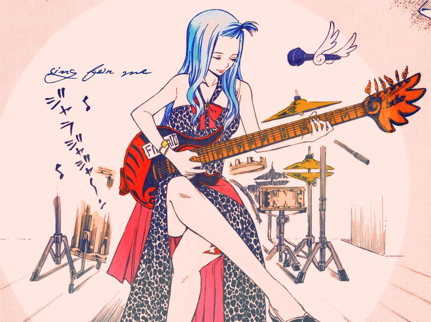 La fille la plus belle de tous le mangas selon vous - Fille fairy tail ...