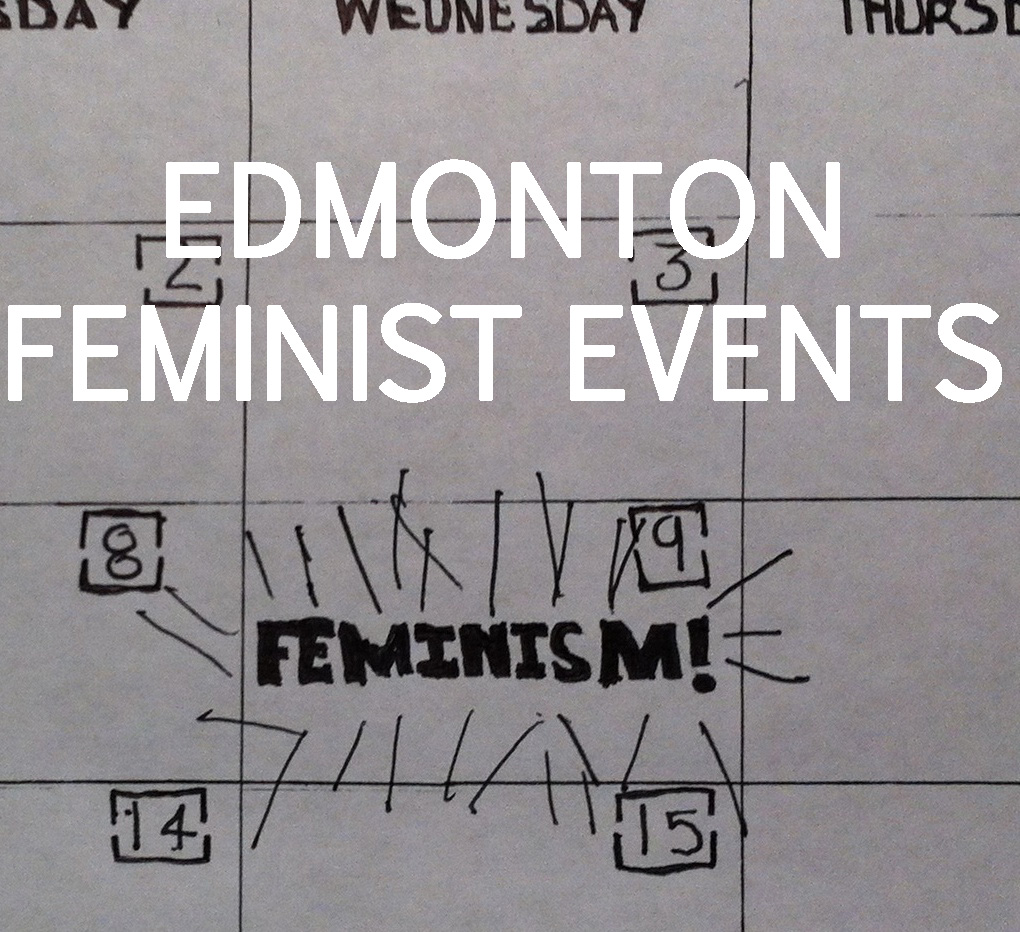 Edmonton Feminist Events