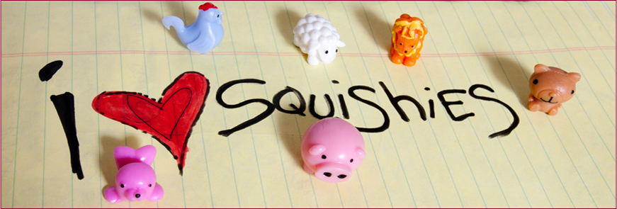 I Love Squishies - Squishy Club