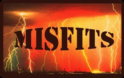 Misfits ϟ ☁