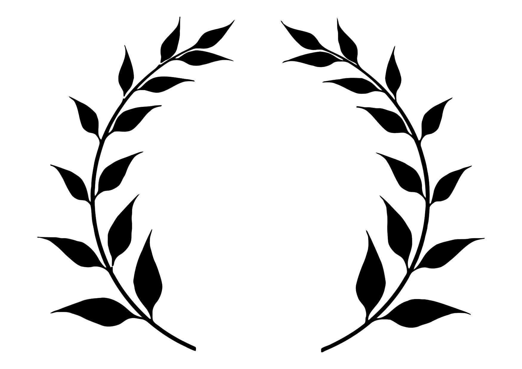 laurel wreath coloring page redcabworcester redcabworcester