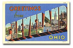 Vintage Cleveland