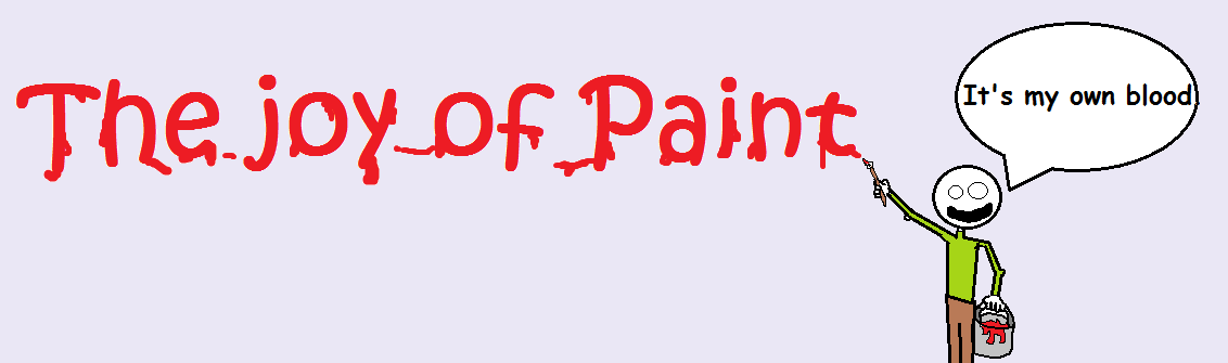 The Joy Of Paint