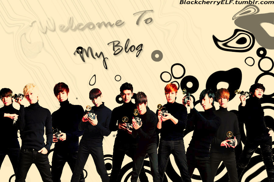 Welcome to my Blog ~
