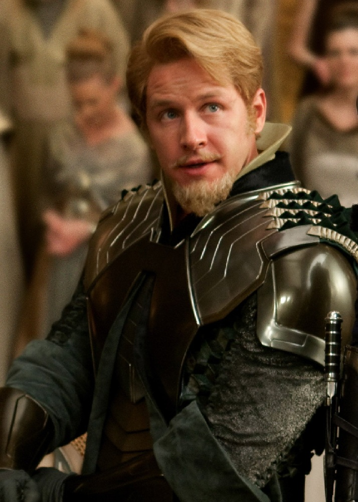 Fandral The Dashing Thor 2 home