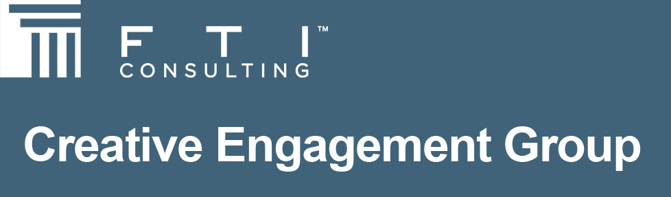 FTI Creative Engagement Group