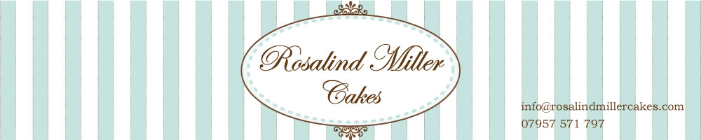 Rosalind Miller Wedding Cakes
