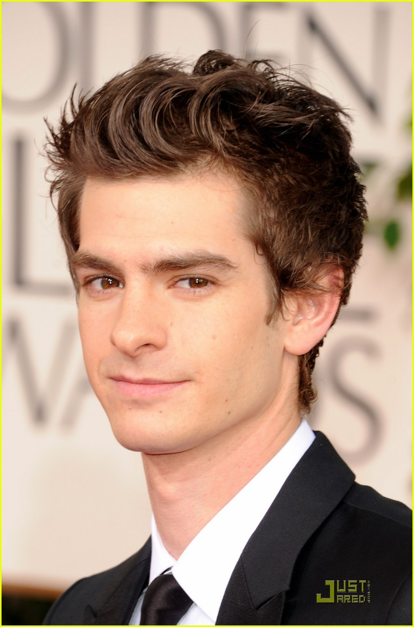 made me  Andrew  braver  Andrew Garfield