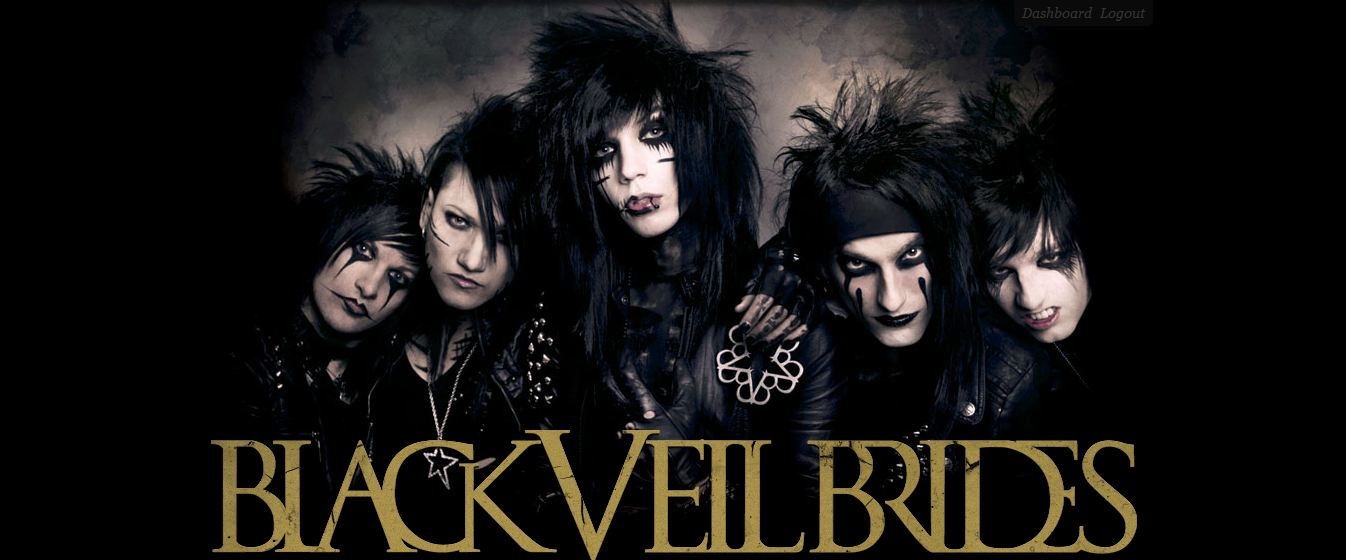 Black veil brides demand in