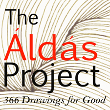The Aldas Project: 366 Drawings for Good