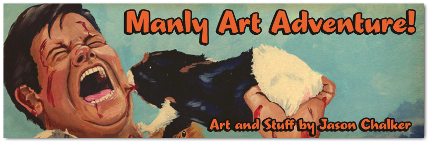 Manly Art Adventure!