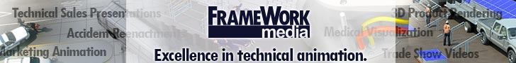 Framework Media - Technical Animation