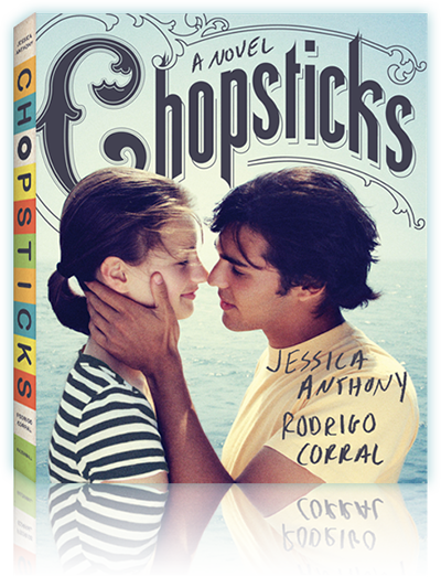 Image of Chopsticks Book Cover