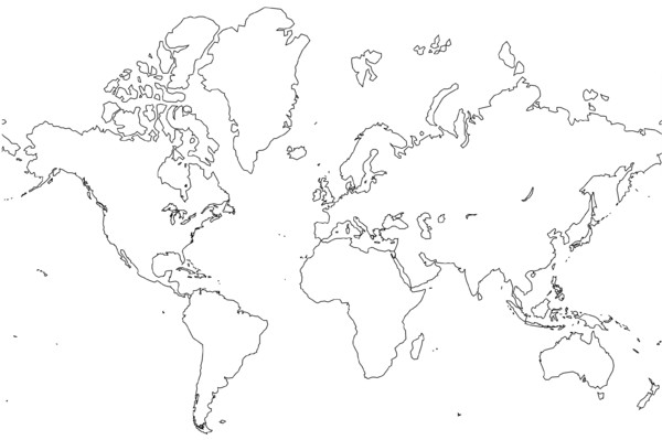 blank map of world countries. lank map of world. locate