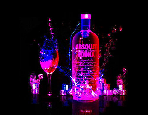Vodka Shots Tumblr swag bitch
