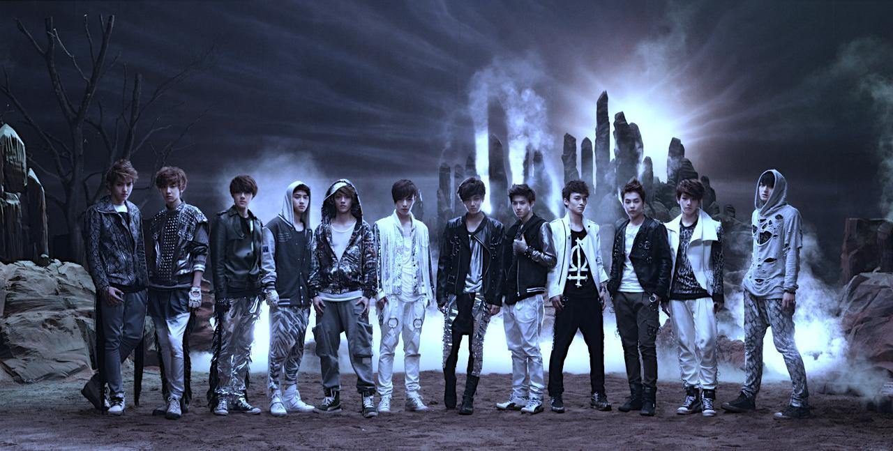About EXO-K EXO-M EXO ...