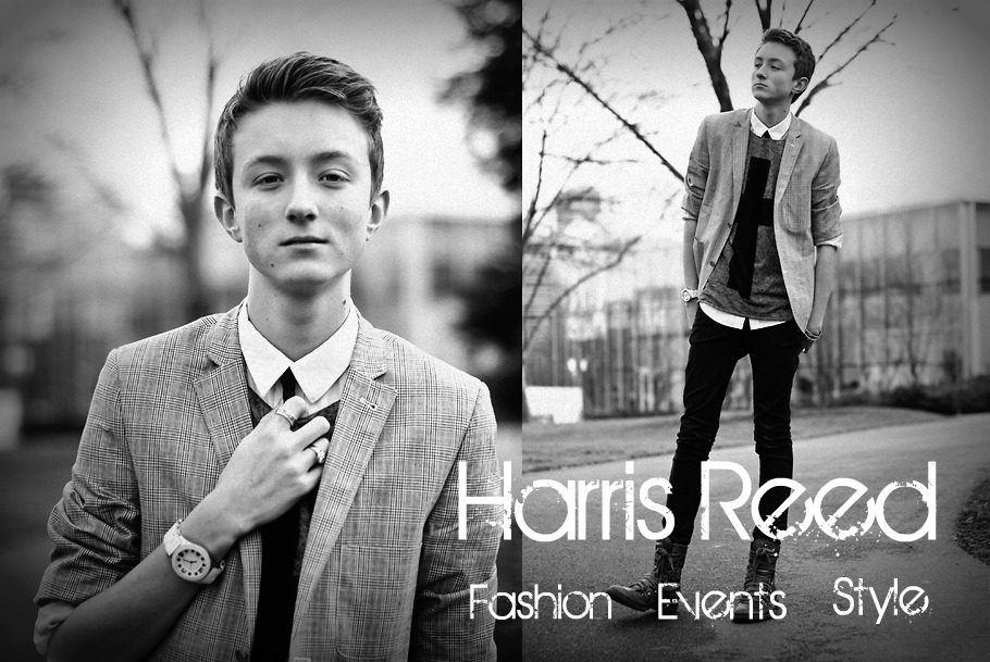 Harris Reed