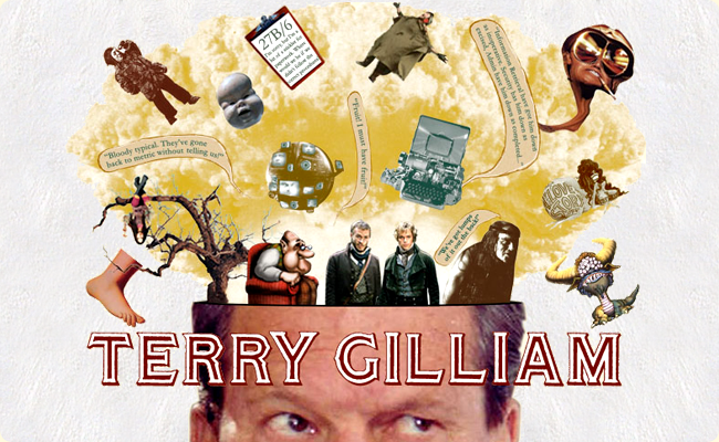 Terry Gilliam Vault