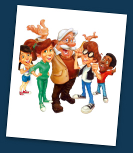 Adventures in Odyssey (Un)official Fan Blog
