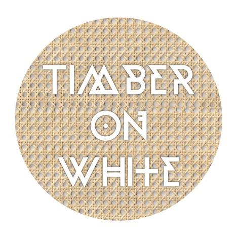 timber on white