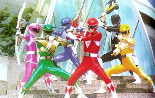 Power Rangers and Feminism