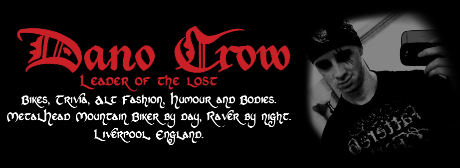Dano Crow: Leader of The Lost