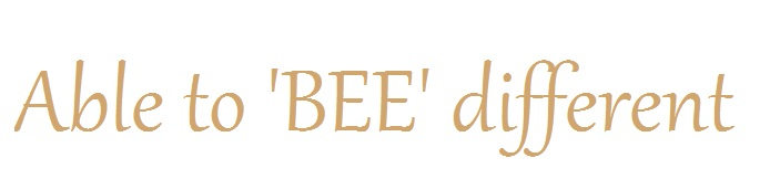 Able to 'BEE' different